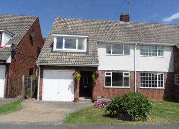 Thumbnail 3 bed semi-detached house for sale in Cheriton Avenue, Adwick Le Street, Doncaster