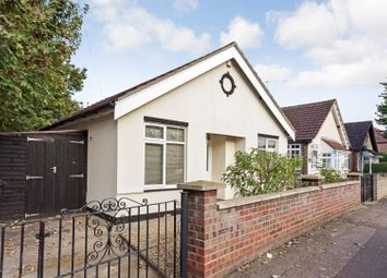 Thumbnail 2 bedroom detached bungalow for sale in Alexandra Road, Peterborough