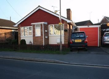 Thumbnail 1 bed detached bungalow to rent in Waarden Road, Canvey Island, Essex