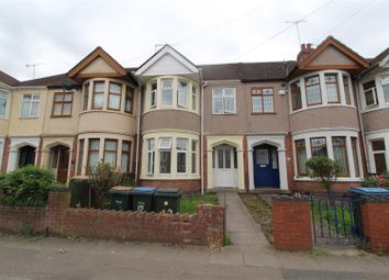Thumbnail 3 bed terraced house to rent in Hazel Road, Coventry