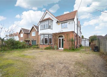 Thumbnail 4 bed detached house for sale in Cutbush Lane West, Shinfield, Reading, Berkshire