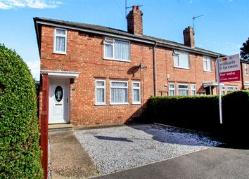 Thumbnail 3 bed end terrace house for sale in Corporation Road, Beverley