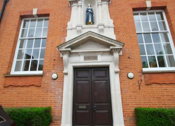 Thumbnail 2 bed flat for sale in Chauncy Court, Hertford