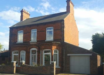 Thumbnail 4 bed detached house for sale in Dam Road, Barton-Upon-Humber, Lincolnshire