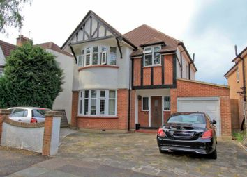 Thumbnail 4 bed detached house to rent in Lyncroft Avenue, Pinner