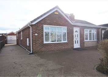 Thumbnail 3 bedroom bungalow for sale in St. Johns Road, Humberston