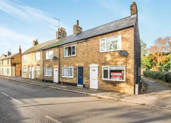 Thumbnail 2 bedroom end terrace house for sale in Cambridge Road, Godmanchester, Huntingdon