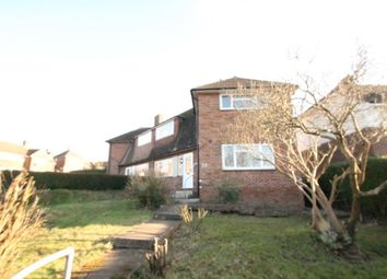 Thumbnail 3 bed semi-detached house to rent in Churchill Avenue, Hastings