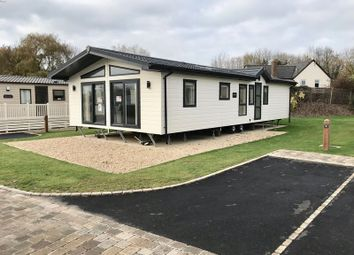 Thumbnail 3 bed lodge for sale in Broadway Lane, South Cerney, Cirencester