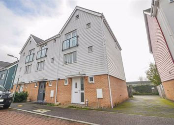 Thumbnail 4 bed terraced house for sale in Eros Avenue, Southend-On-Sea, Essex