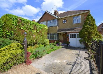 Thumbnail 4 bed semi-detached house for sale in Highfield Road, Sunbury-On-Thames