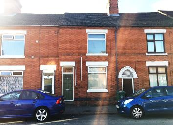 Thumbnail 2 bed property to rent in Wharncliffe Road, Loughborough