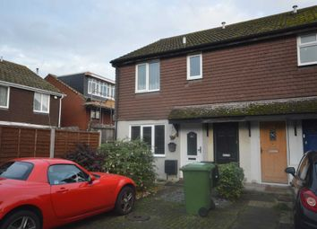 Thumbnail 1 bed maisonette for sale in Epstein Road, Thamesmead, London