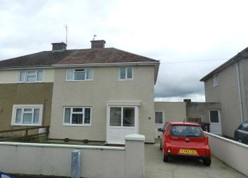 Thumbnail 3 bed semi-detached house for sale in Haroldston Close, Haverfordwest, Pembrokeshire