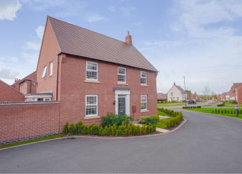 Thumbnail 4 bed detached house for sale in Galloway Road, Drakelow