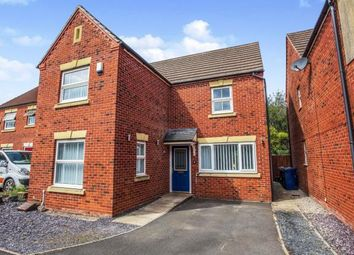 Thumbnail 3 bed detached house for sale in Great Park Drive, Leyland, Lancashire, .