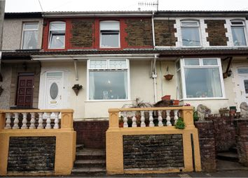 Thumbnail 2 bed terraced house for sale in Graig Avenue, Pontypridd