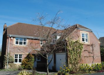 Thumbnail 5 bed detached house for sale in Water Lane, Greenham, Newbury
