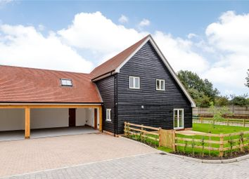 Thumbnail 4 bed detached house for sale in Manor Farm, Woodhill Lane, Long Sutton, Hampshire
