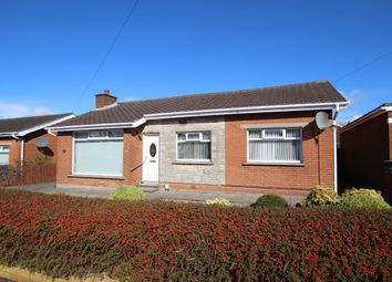 Thumbnail 3 bed bungalow for sale in Archvale Drive, Newtownabbey