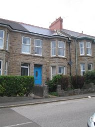 Thumbnail 3 bed terraced house for sale in Castle Road, Penzance