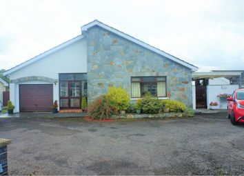 Thumbnail 4 bed detached bungalow for sale in Derwydd Road, Ammanford