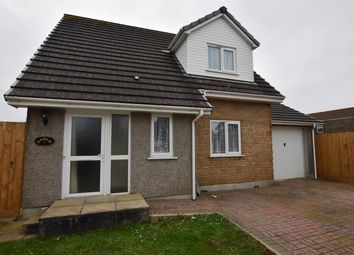 Thumbnail 4 bed detached house for sale in Laity Drive, Redruth