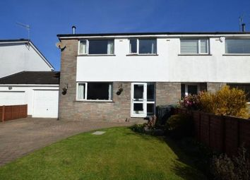 Thumbnail 3 bed semi-detached house for sale in Bowland Drive, Kendal, Cumbria