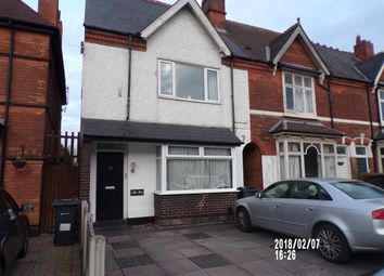 Thumbnail 1 bed flat to rent in Western Road, Wylde Green, Sutton Coldfield