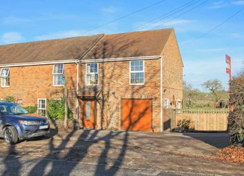 Thumbnail 4 bed semi-detached house for sale in Vicarage Road, Pitstone, Leighton Buzzard
