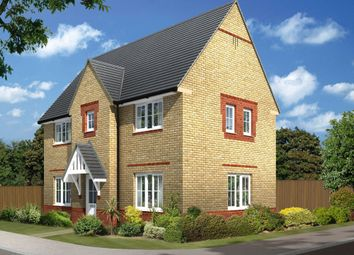 "Thumbnail 3 bed end terrace house for sale in ""Morpeth 2"" at Morgan Drive, Whitworth, Spennymoor"