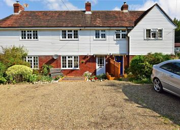 Hill Top, Hunton, Maidstone, Kent ME15. 2 bed terraced house