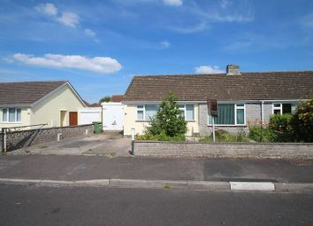 Thumbnail 3 bedroom semi-detached bungalow for sale in Leigh Furlong Road, Street