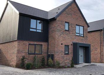 Thumbnail 4 bed detached house for sale in 'the Byre', Plot 3, Jacksmere Lane, Scarisbrick