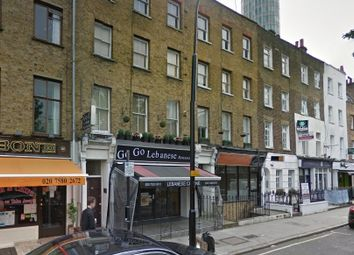 Thumbnail 3 bed flat to rent in Cleveland Street, London