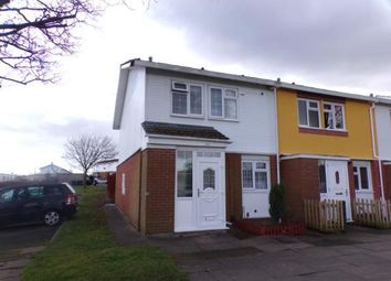 Thumbnail 3 bed end terrace house for sale in Flyford Close, Redditch, Worcestershire