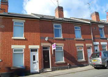 Thumbnail 2 bed terraced house to rent in Dean Street, Derby