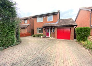 Thumbnail 4 bed detached house for sale in Wyedean Rise, Hereford