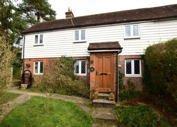 Thumbnail 3 bed semi-detached house for sale in London Road, Uckfield, East Sussex