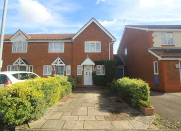 Thumbnail 2 bedroom end terrace house to rent in Dairyglen Avenue, Cheshunt, Waltham Cross
