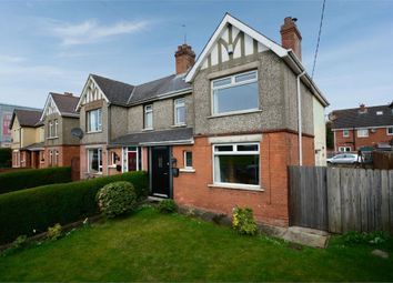 Thumbnail 3 bedroom semi-detached house for sale in Moira Road, Lisburn, County Antrim