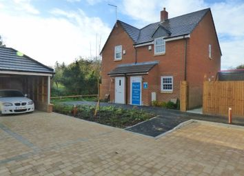 Thumbnail 2 bed semi-detached house for sale in Highworth Road, Shrivenham, Swindon