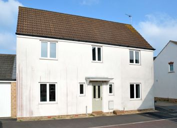 Thumbnail 4 bed detached house for sale in Jay Walk, Gillingham