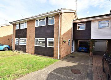 Thumbnail 3 bed semi-detached house for sale in Fremantle, South Shoebury, Shoeburyness, Essex