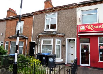 Thumbnail Terraced house for sale in Railway Terrace, Rugby