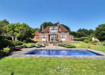Farley Lane, Westerham, Kent TN16. 5 bed detached house for sale