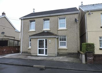 Thumbnail 3 bed detached house for sale in Heol Las, Ammanford