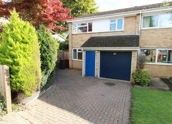 Thumbnail 3 bed semi-detached house for sale in Caversham Park Village, Caversham, Reading, Berkshire