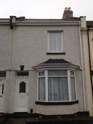 Thumbnail 2 bedroom terraced house to rent in Fleet Street, Plymouth