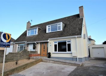 Thumbnail 2 bed semi-detached house for sale in Highmeadow, Llantwit Major